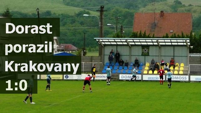 Dorast porazil Krakovany 1:0