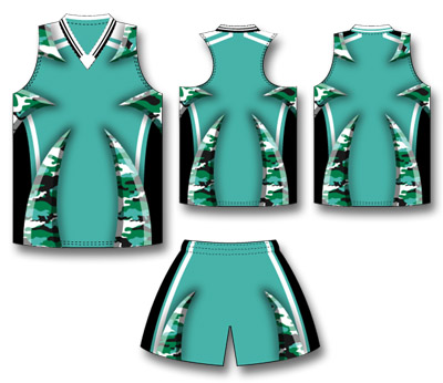 Camouflage Fastpitch Uniforms