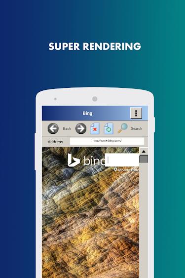 Aplikace [2.3+] Internet Browser   Starý, ale Gold PhoneCustom_SUPER_RENDERING