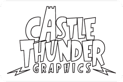 Castle Thunder Graphics Photography