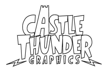 Castle Thunder Graphics