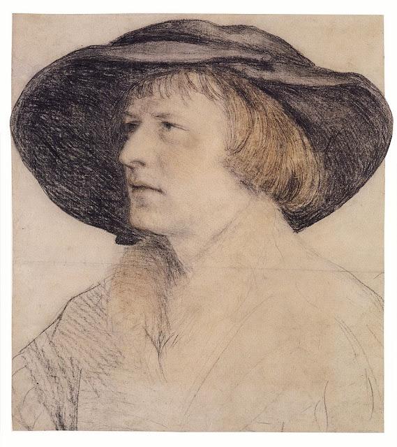 Hans Holbein the Younger - Bonifacius Amerbach