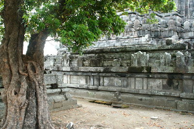 Autour de Prambanan