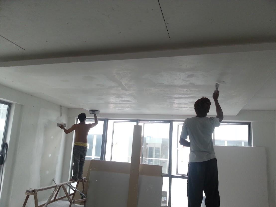 Galeria sri hartamas kl design and build for bio for Plaster ceiling design price