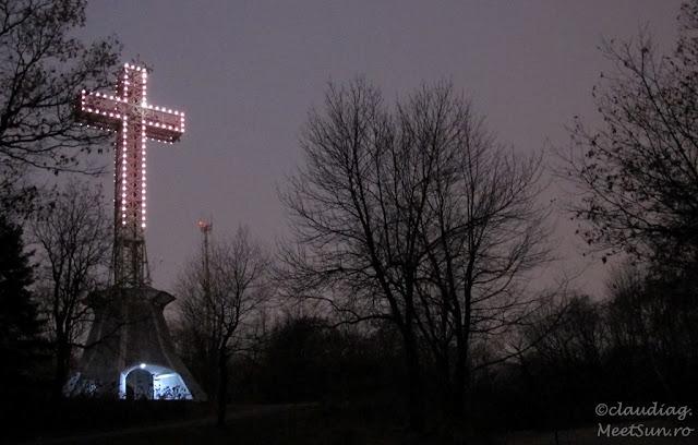 Croix pe Mont Royal - 233 m