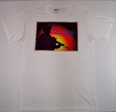 Armis T-Shirt (2nd edition, Soldier)