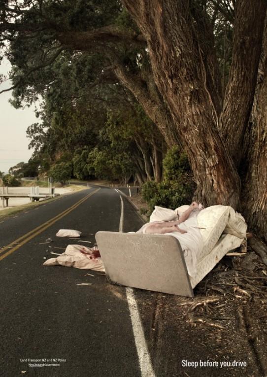 Sleep Before Your Drive!