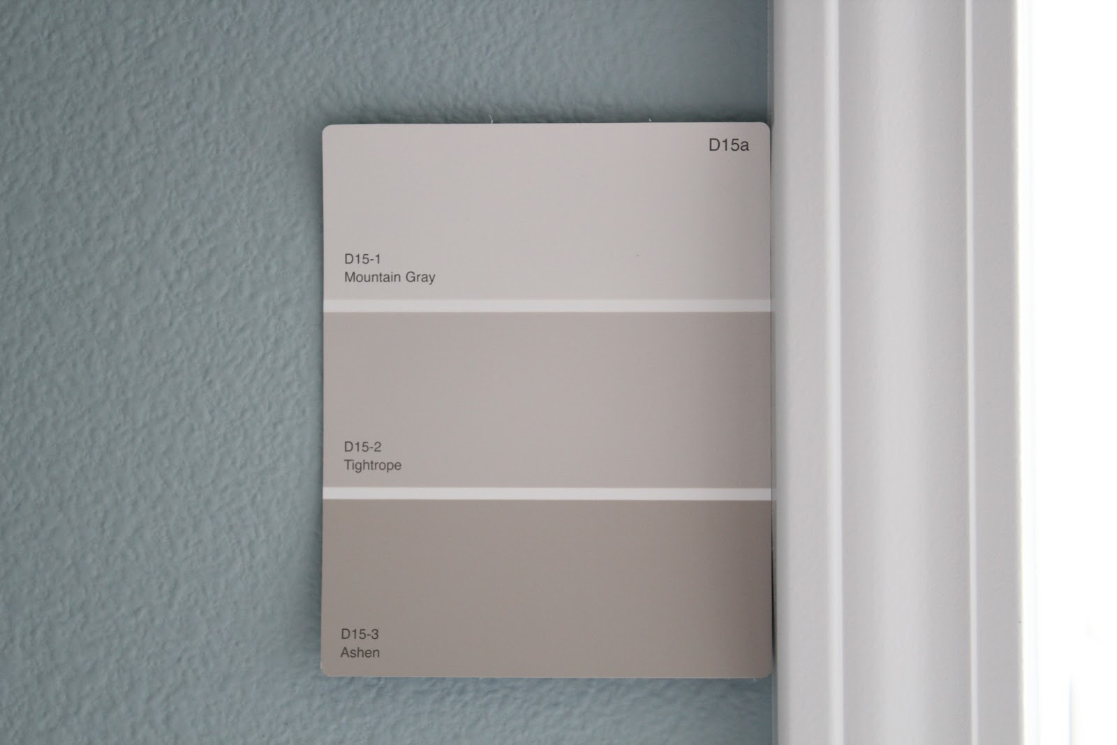 Gray Paint Swatches Katie Craftnight Tightrope