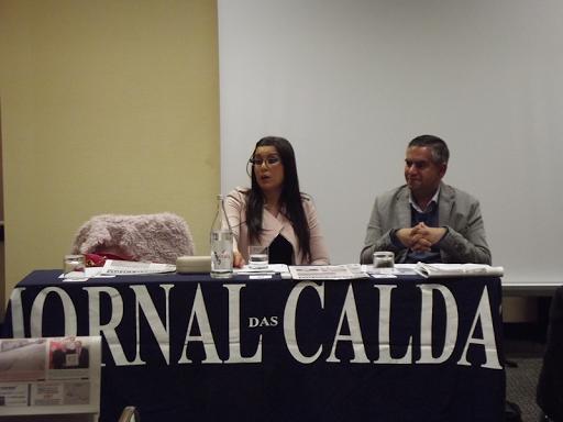 Sandra Figueiredo e Francisco Gomes