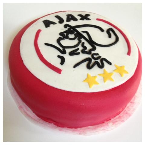 Vaak Geliefde Ajax Taart Zelf Maken @UJJ48 - AgnesWaMu #UO37