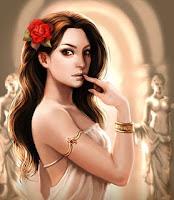 ημέρα Αφροδίτης,Θεά του Έρωτα και της γονιμότητας,day Aphrodite, goddess of love and fertility,