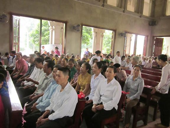 Giáo xứ Yên Phú: Hoạt động Chúa Nhật Truyền Giáo