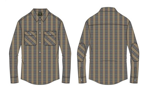 COLOURlovers gray shirt