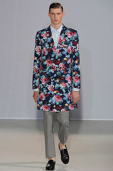 Wooyoungmi: Prints in Spring/Summer 2016 [men's fashion]