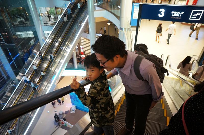 641 เหตุเกิดที่ Terminal 21