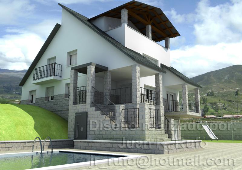 proyectos fachadas exteriores