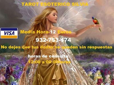 Tarot esotérico Silvia, Te ofrece una