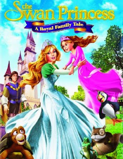 Công Chúa Thiên Nga - Vương Quốc Thần Tiên - The Swan Princess: A Royal Family Tale - 2014