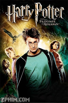 Harry Potter Và Tên Tù Nhân Ngục Azkaban - Harry Potter and the Prisoner of Azkaban (2004) Poster