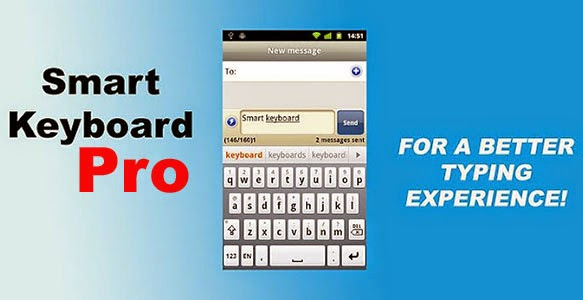 Smart Keyboard Pro Apk terbaru