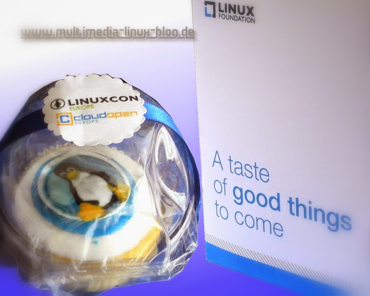 LinuxCon 2014 invitation