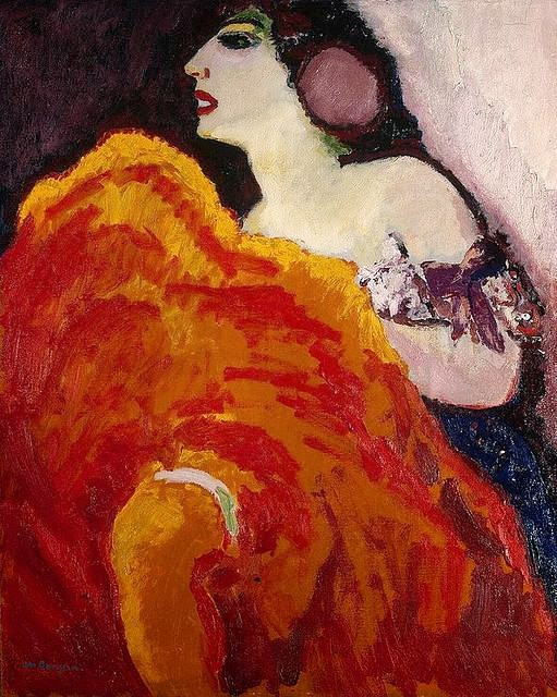 Kees Van Dongen - Red Dancer