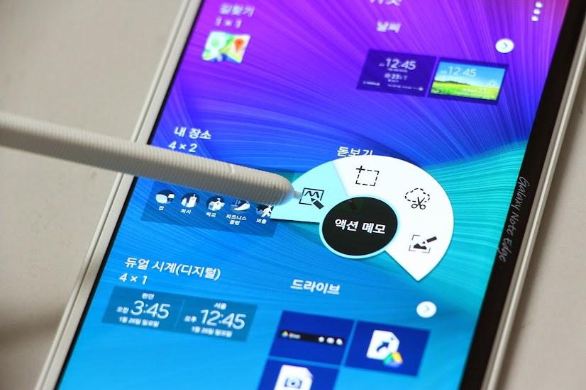 Samsung Galaxy Note Edge Hàn Quốc (SM-N915S)