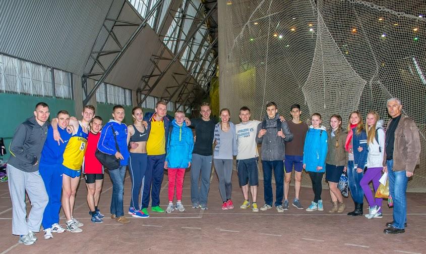 Фотографии, Открытый чемпионат Аэрокосмического университета по легкой атлетике