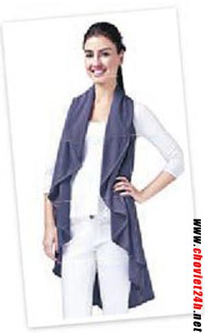 Áo khoác thời trang Sophie Bachira Grey