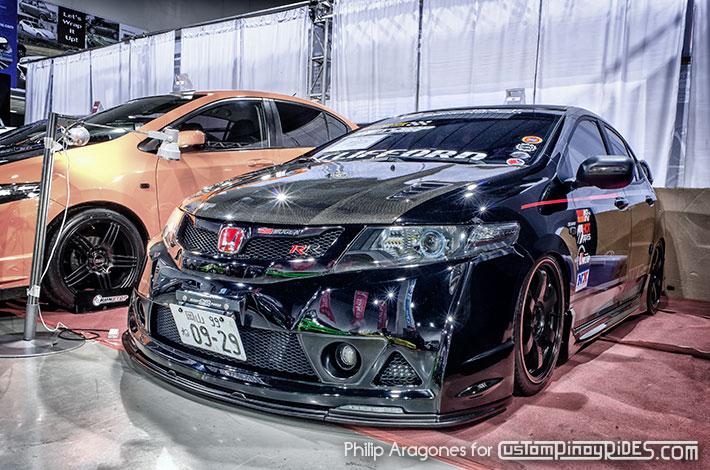 Honda City GM Body Kit Styling Options Custom Pinoy Rides Mugen RR Black