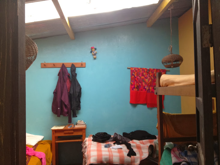 my room at the Mountain School