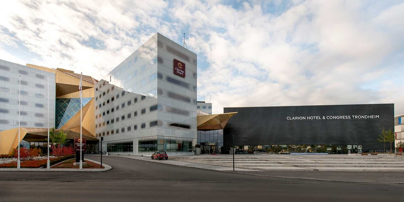 Trondheim, Norvegia: [CLARION HOTEL & CONGRESS TRONDHEIM BY SPACE GROUP]