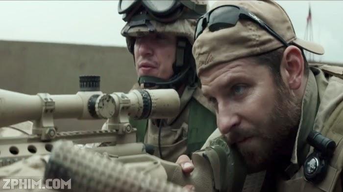 Ảnh trong phim Lính Bắn Tỉa Hoa Kì - American Sniper 1