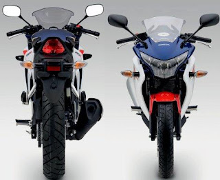 Honda CBR250R India launch pics