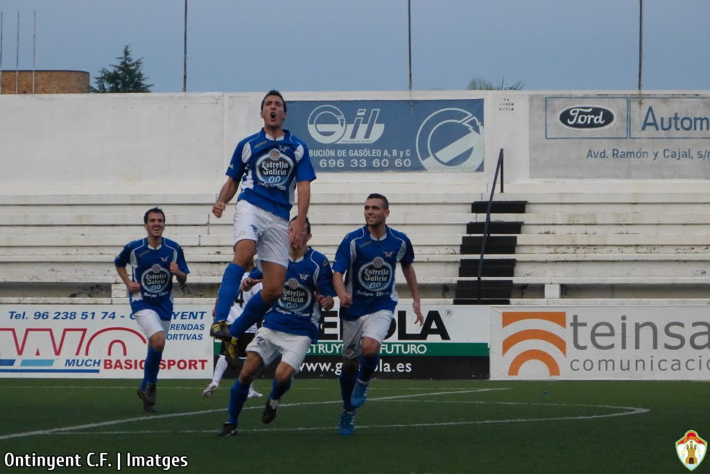 Ontinyent B - Sporting Villena