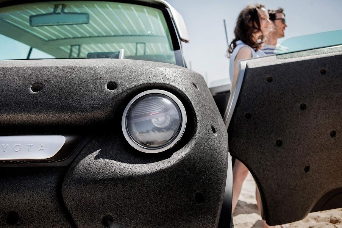 *TOYOTA ME.WE小型遊玩車:電動環保輕巧登場! 10