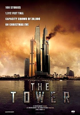 Filme Poster The Tower DVDRip XviD & RMVB Legendado