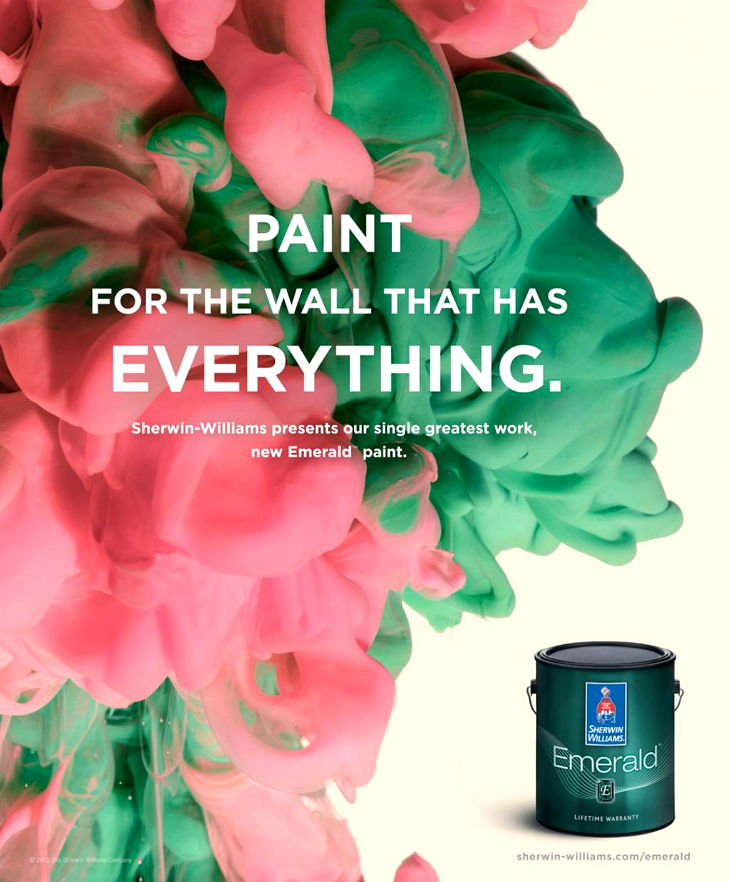 New Emerald Paint