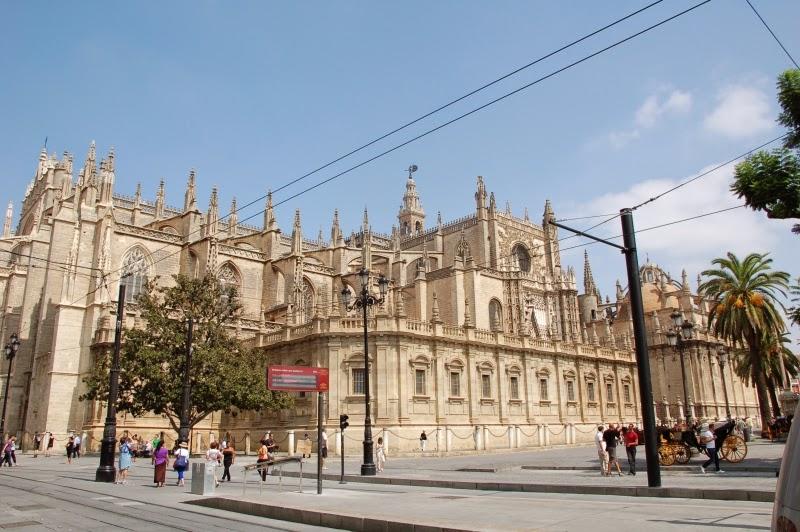 Sevilla rondreis spanje portugal