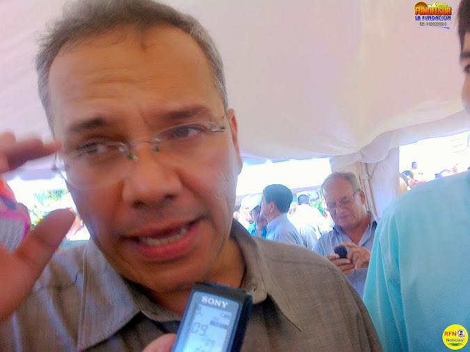 Hay fiesta en Ureña, San Antonio y la frontera porque triunfó la democracia: Diputado Miguel Ángel Rodríguez| RFN♥Noticias! Sábado 14Dic2013