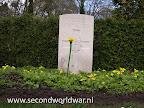 L. Hanson | Coldstream Guards | 1e April 1945 | Leeftijd 26. Oosterbegraafplaats Enschede.