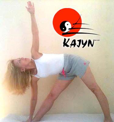 Céline Mercier professeur de Yoga