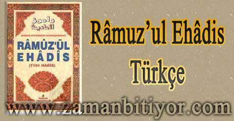 Ramuzul Ehadis Türkçe Hadis Kitabı İndir
