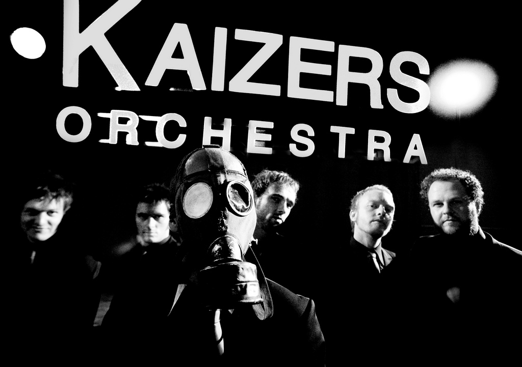 Tune Of The Day: Kaizers Orchestra - 170