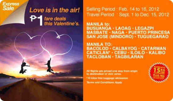 travel deals, seat sale, travel, Philippines, piso seat sale