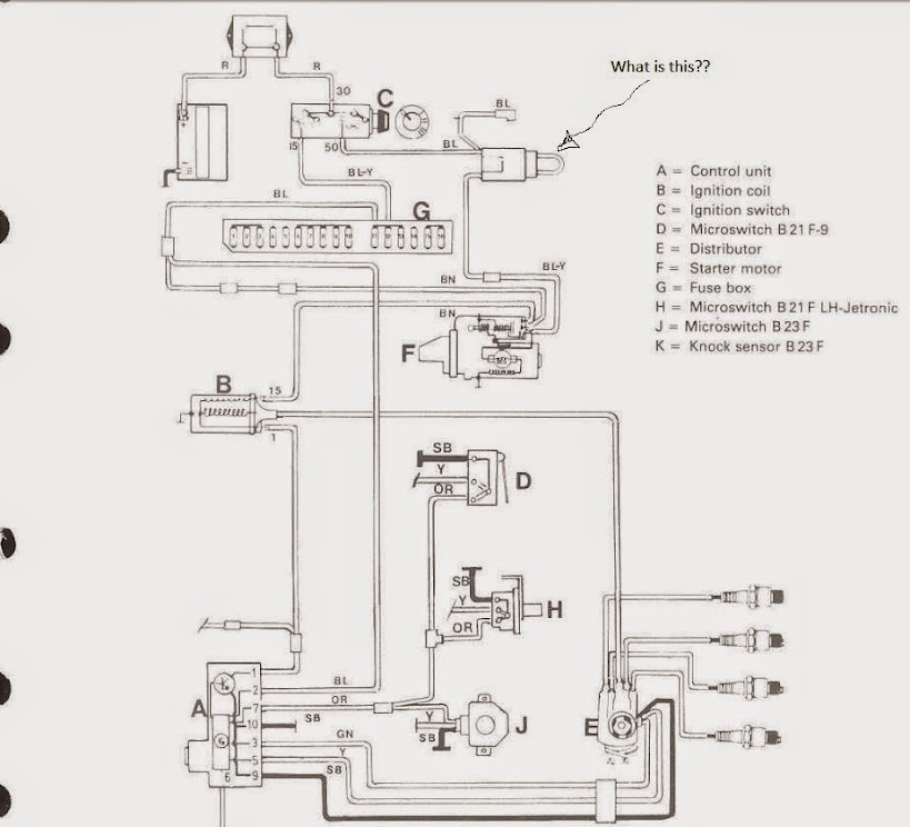 240 Ignition Wiring Diagram, What is This? - Turbobricks Forums | Volvo Neutral Safety Switch Wiring |  | Turbobricks Forums