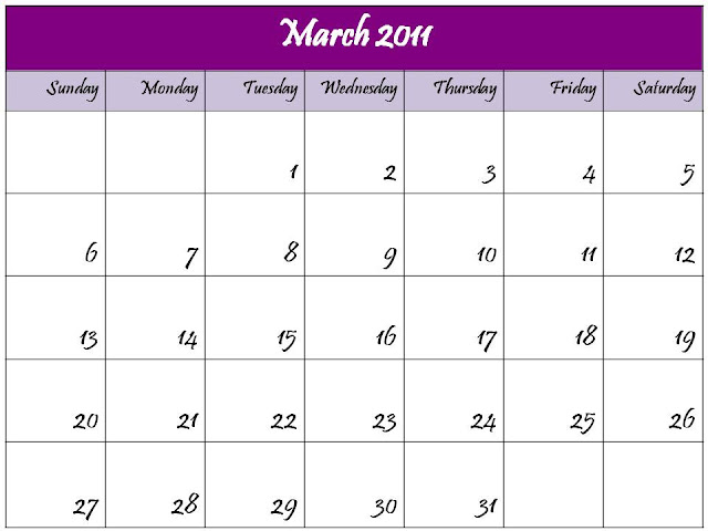 2015 Monthly Calendars To Print And Fill Out | Calendar Template 2016