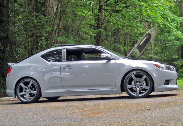 Five Axis Scion tC