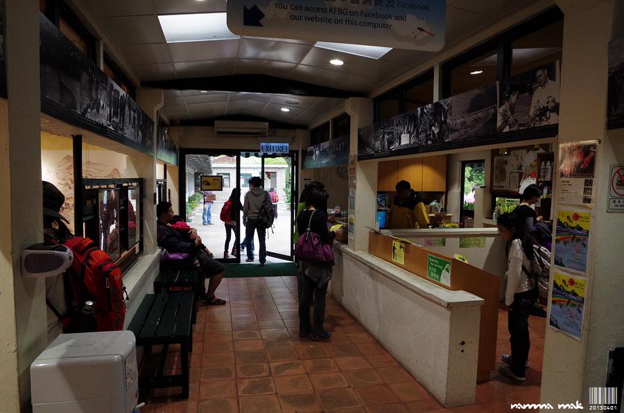 這裡是博物館和小賣店
