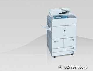 Download Canon iRC5870i Printer Driver & installing